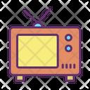 Tv Telvision Technology Icon