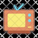 Tvm Tv Television Icon