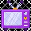 Tv Television Retro Tv Icon