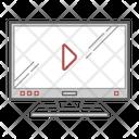 Video Color Icon
