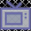 Television Entertainment Tv Icon