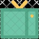 Tv Television Set Icon