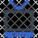 Tv Television Screen Icon