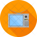 Tv Television Device Icon