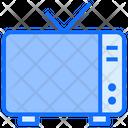 Tv Screen Television Icon