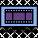 Tv Screen Entertainment Icon