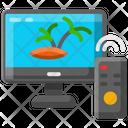 Tv Remote Smart Icon