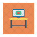 Table Screen Monitor Icon
