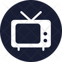 Movies Series Television Icon