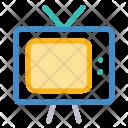 Tv Screen Display Icon