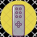 Tv Remote Equipment Icon