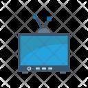 Tv Monitor Television Icon