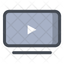 Tv Televison Display Icon