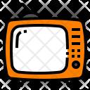 Tv Television Home Icon