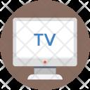 Tv Monitor Led Icon