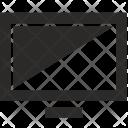 Screen Tv Icon