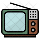 Tv Vintage Television Icon
