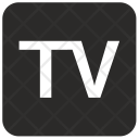 Tv Vision Ui Icon