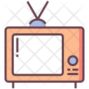 Tv Television Drawer Icon