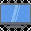 Tv Set Electronics Icon