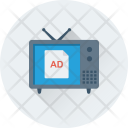 TV ad Icon