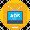 TV Ads Icon