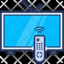 Tv Broadcast Television Icon
