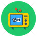 Tv Channel Icon