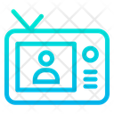 Education Broadcast Channel Icon