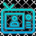 TV Education Icon