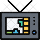 Tv Game Games Icon