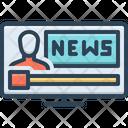 News Press Report Icon