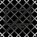 Tv Offline Icon