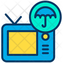 Tv Protection Icon