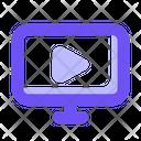 Tv Serial Icon
