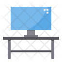 Display Tv Cabinet Icon