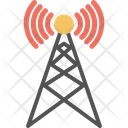 Tv Tower Dish Tower Broadcast Tower Icon