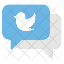 Twitter Social Network Icon