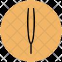 Tweezer Eyebrow Personal Icon