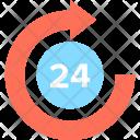 Full Service Twenty Icon