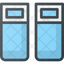 Twin Bed Double Icon
