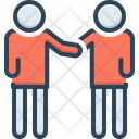 Twin Dual Double Icon
