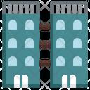 Twin Apartment Apartment Twin Icon
