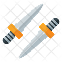 Twin Dagger Gagger Twin Icon