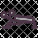 Twisting Bench Icon