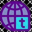 Web Tw Icon