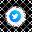 Twitter Sketch Application Internet Icon