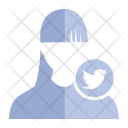 Twitter User Avatar Icon