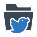 Twitter Files Directory Icon