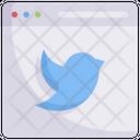 Twitter Website Icon